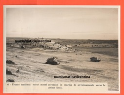 Carri Armati Ansaldo CV33 Deserto Tunisino Tank Tankette II° WW African War - War, Military