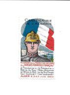 KB615 - CENTENAIRE DE L'ALGERIE - CONGRES DES SAPEURS POMPIERS ALGER 1930 - Autres