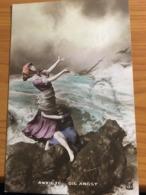 Rarissima Cartolina D'EPOCA BELGIO 1910 - Altri
