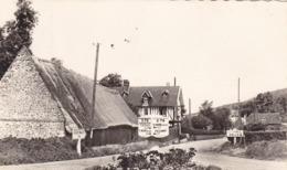 76. LES GRANDES DALLES . LA GRANDE RUE. BORNE KILOMÉTRIQUE MICHELIN . ANNEE 1961 + TEXTE - Other Municipalities