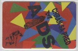 SLOVAKIA 1998 AIDS - Slovaquie