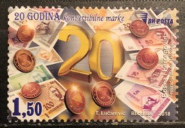 Bosnia And Hercegovina, 2018, Mi: 736 (MNH) - Coins