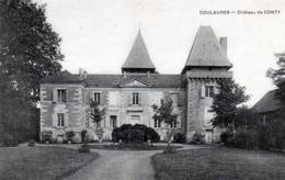 COULAURES  Château De Conty - France