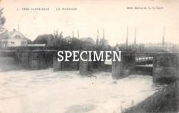 4 Le Barrage - Sint-Eloois-Vijve (Vive-Saint-Éloi) - Waregem
