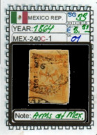 AMERICA-#MEXICO CLASSIC(MEX-240C-1 (01) - Mexiko