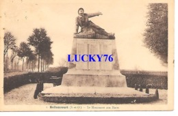 Ballancourt Le Monument Aux Morts - Ballancourt Sur Essonne