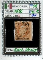 AMERICA-#MEXICO CLASSIC(MEX-240C-1 (04) - Mexiko