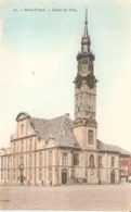 1356) Sint-Truiden -  Hôtel De Ville  - Bertels Gekleurd - Sint-Truiden