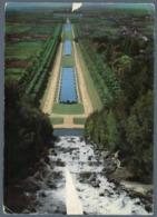 °°° Cartolina - Caserta Parco Reale Panorama  Dalla Cascata Viaggiata °°° - Caserta