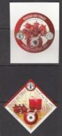 2013 Trinidad And Tobago FAO World Food Day REAL SEEDS  Sorel Complete Set Of 2 MNH - Trinidad & Tobago (1962-...)