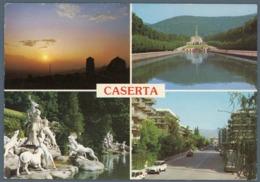°°° Cartolina - Caserta Vedute Viaggiata °°° - Caserta