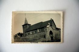 Grendel  Attert  CARTE PHOTO  De L'église - Attert