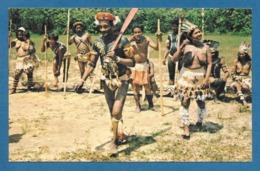 AMAZONAS COLOMBIA HUITOTO INDIAN SNAKE DANCE - Colombia