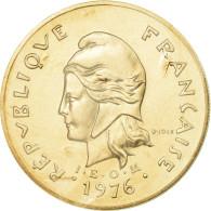 Monnaie, French Polynesia, 100 Francs, 1976, Paris, ESSAI, FDC, Nickel-Bronze - French Polynesia