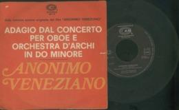 COLONNA SONORA DAL FILM ANONIMO VENEZIANO - DISCO VINILE 45 GIRI - Musica Di Film