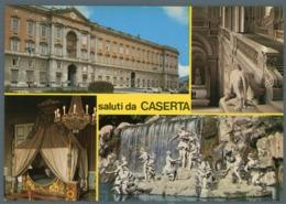 °°° Cartolina - Saluti Da Caserta Vedute Viaggiata °°° - Caserta
