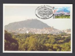12.- SPAIN ESPAGNE 1998 MAXIMUM CARD - BIOSPHERE RESERVE ALAIOR MENORCA BALEARIC ISLANDS - Protección Del Medio Ambiente Y Del Clima