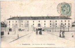92 COURBEVOIE - La Ceserne Du 119 ème D'infanterie - Courbevoie