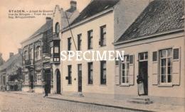 Voor De Oorlog Bruggestraat - Staden - Staden