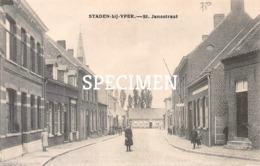 St. Jansstraat - Staden - Staden