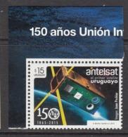 2015 Uruguay ITU Communications Complete  Set Of 1 MNH - Uruguay
