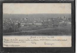 AK 0350  Bruck An Der Leitha - Verlag Ledermann Um 1902 - Bruck An Der Leitha