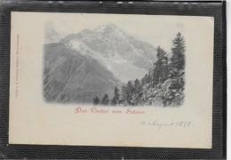 AK 0350  Der Ortler Von Sulden Um 1898 - Bolzano