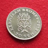 Brunei 20 Sen 2013 *V2 - Brunei