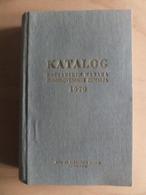 Yugoslavia Jugoslavija 1970 Katalog Poštanskih Maraka Briefmarken Katalog Stamp Catalogue - Cataloghi