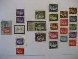 Deutschland/ Deutsches Reich- Freimarken Adolf Hitler Laut Foto - Used Stamps