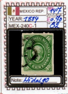 AMERICA #MEXICO CLASSIC# (MEX-240C-1 (32) - Mexico