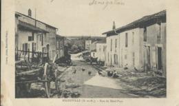 Migneville  Rue  Du Neuf-Pays - France
