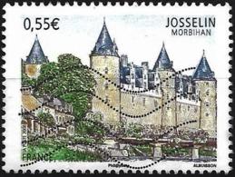 France 2008 - Mi 4506 - YT 4281 ( Castle Of Rohan, Josselin ) - Oblitérés