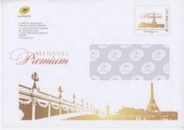 Mensuel Premium International 250g. Phil@poste Non Oblitéré - Postal Stamped Stationery