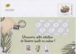 "Timbres Haut En Couleur ""voiture""   International 250g. Phil@poste Non Oblitéré - Postal Stamped Stationery"