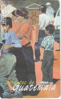 GUATEMALA - Painting 5, Chip GEM3.3, Used - Guatemala