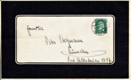 Deutsches Reich - Umschlag Echt Gelaufen / Cover Used (A889) - Briefe U. Dokumente