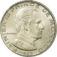 Monnaie, Monaco, Rainier III, Franc, 1982, TTB, Nickel, KM:140 - Monaco