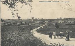 Laneuville Aux Bois     Corvée De Bois    Militaires - Vandoeuvre Les Nancy