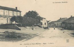 Eply  La Mairie - Vandoeuvre Les Nancy