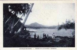 Neucaledonien (Nouvelle-Calédonie, Nouvelle-Calédonie) - Pazifik, Entree De La Riviere A Houailou, Um 1920 - New Caledonia
