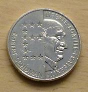 FRANCE 10 Francs Schuman 1986 - France