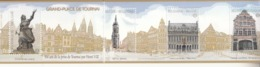 2013 Belgium  Henry 8th  Miniature Sheet Of 5 MNH @ 80% Face Value (semi Postal) FOLDED ONCE - Belgien