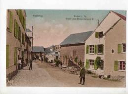 08-2711 RETHEL Cachet De L'Hôpital - Rethel