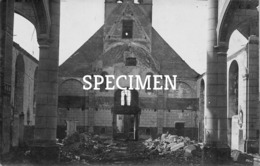 Fotokaart Kerk - Kapelle-op-den-Bos - Kapelle-op-den-Bos