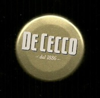 Tappo Vite Olio - De Cecco - Capsules & Plaques De Muselet