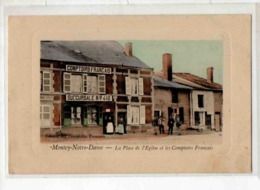 08-2718 MONTCY-NOTRE-DAME - Francia