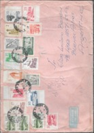 RIJEKA YUGOESLAVIA YOUGOSLAVIE ENVELOPPE CIRCULEE 1961 A BUENOS AIRES L'ARGENTINE RARISIME CIRCULATION - 1945-1992 République Fédérative Populaire De Yougoslavie