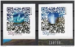 Island - Iceland 2012 / Europa / Set 2 Stamps - Europa-CEPT