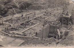 S44-002 Commentry - Construction Du Nouveau Barrage Près De Lavequille - Commentry